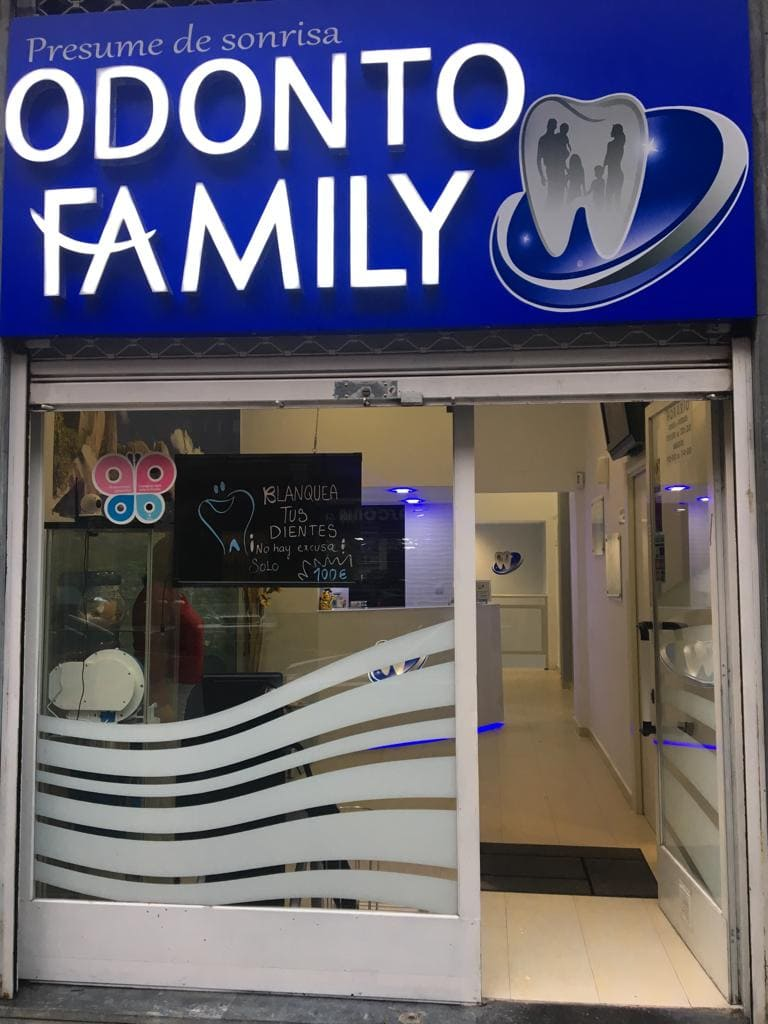 odonto family clinica dental bilbao