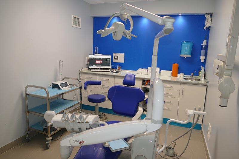 Clínica dental odontofamily