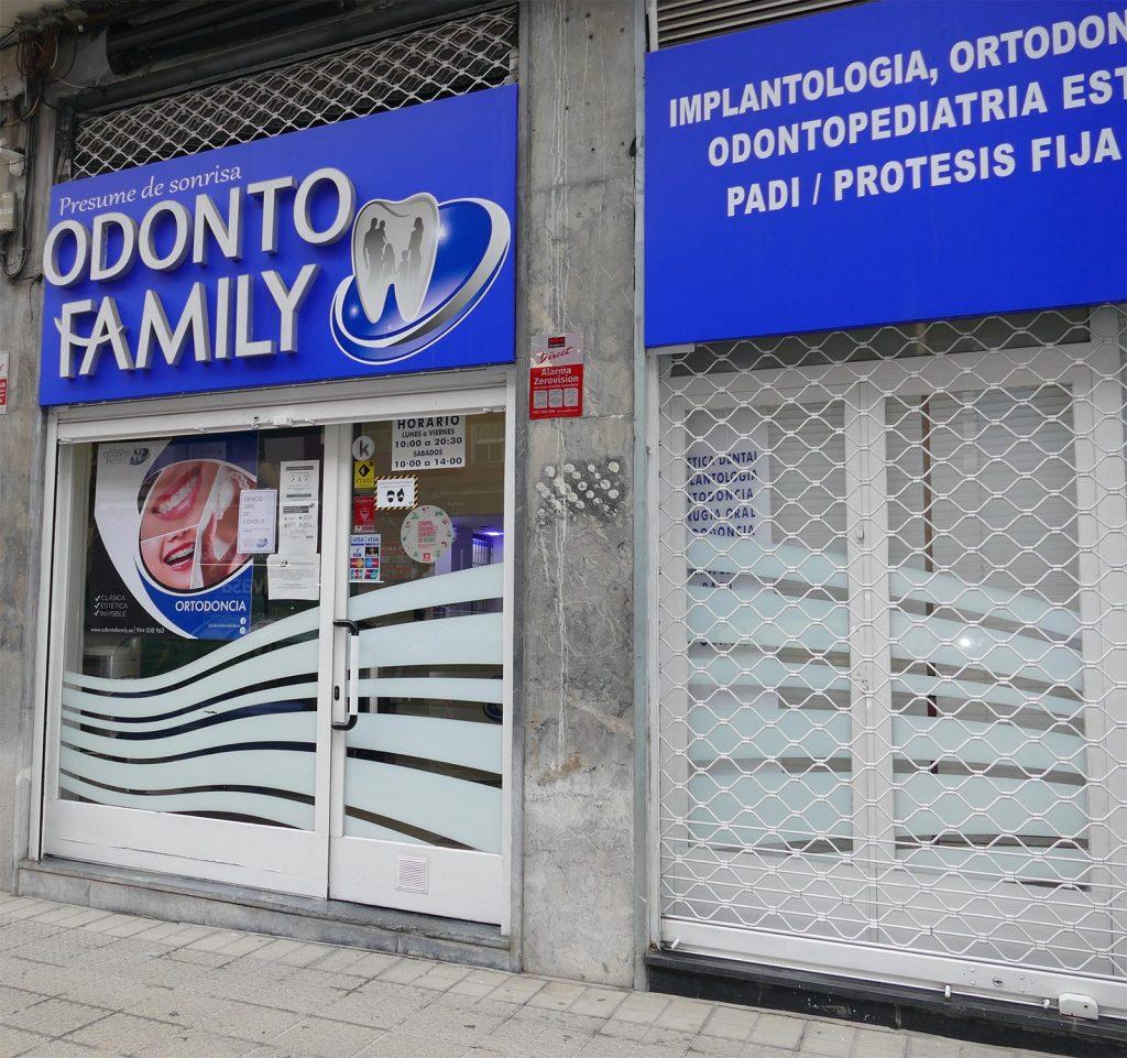 nuestra clínica dental en Getxo